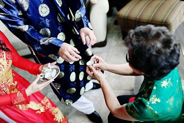 Tea Ceremony - Hanh