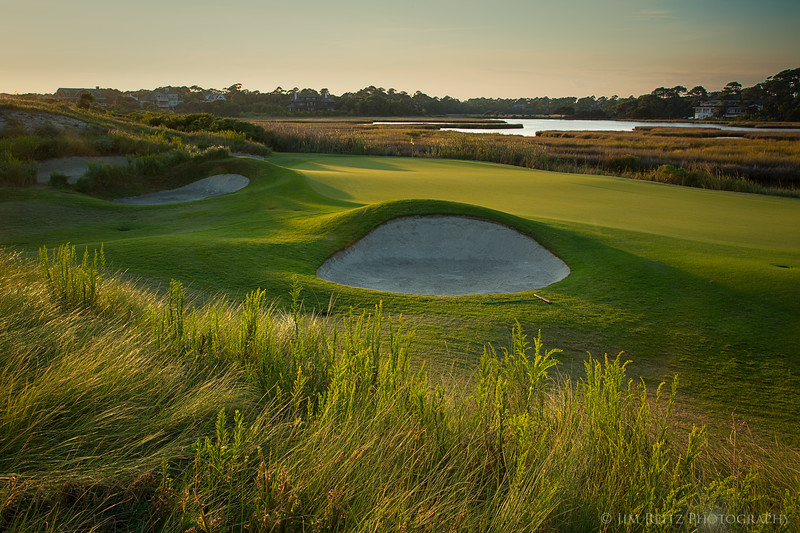 The Ocean Course - Kiawah Island, South Carolina