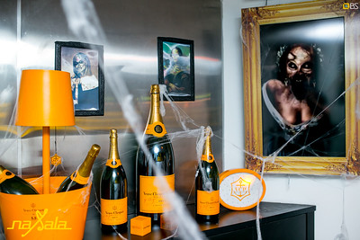 nov.26 - Yelloween Veuve Clicquot