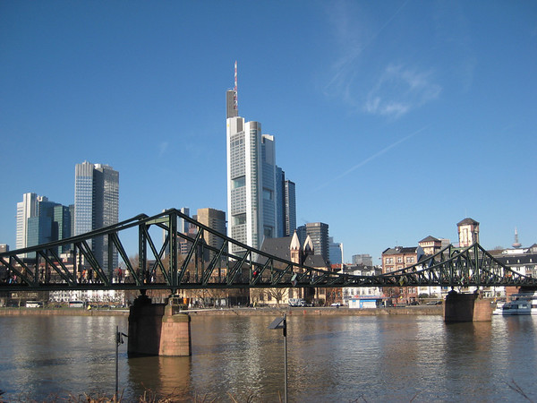First Weekend in Frankfurt