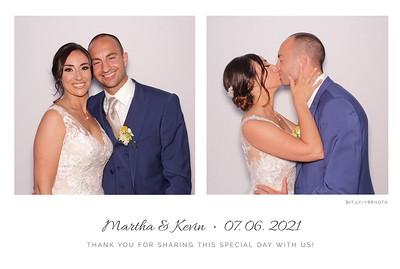 Martha + Kevin