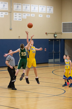 2013 CPJH Basketball