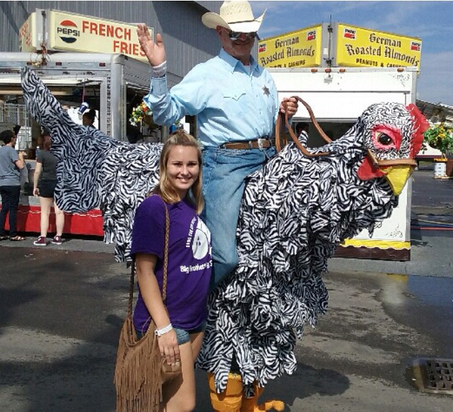 Ohio State Fair Trip with Big Brothers Big Sisters - July 29, 2016