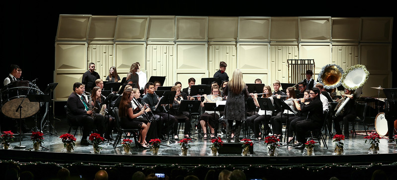 Mohave High Christmas Concert 2017