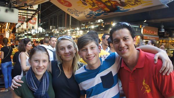 2015 Europe Trip - Barcelona