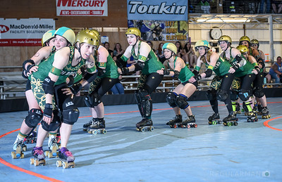 2018-04-25 Heartless Heathers v High Rollers