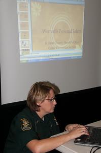 Jan 6,  2009 LOH Self Defense Class