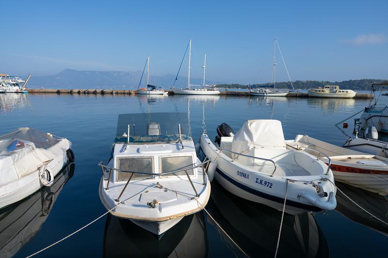 Corfu Town Harbour