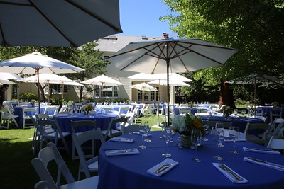 Justin's Catering at Private Home
