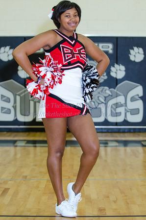 2013 BHS Basketball Cheerleaders