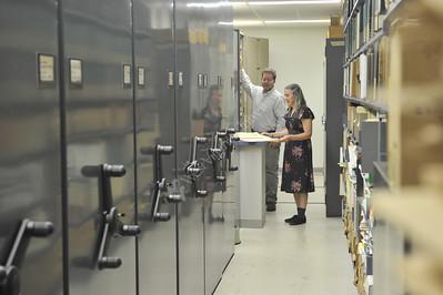28503  WVU Herbarium Eberly Magazine September 2012