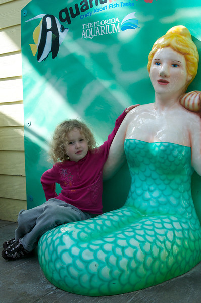 Beverly and the mermaid