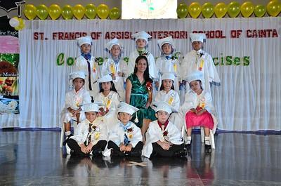 Graduation SY 2011-2012