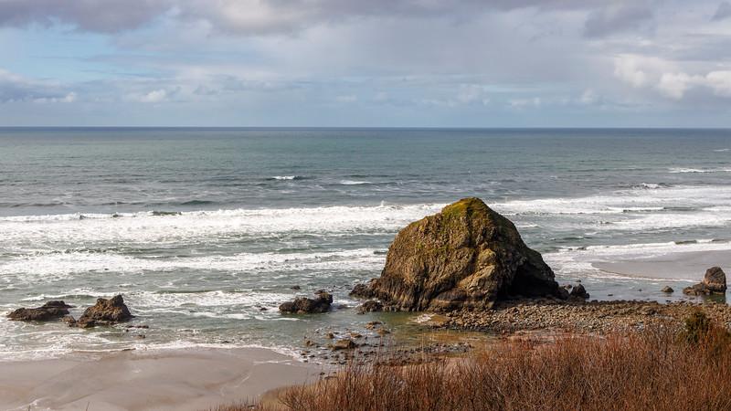 Last Remnants of an Older Coast