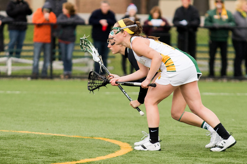 Clarkson Athletics: Women Lacrosse vs. William Smith. William Smith win 7 to 4.