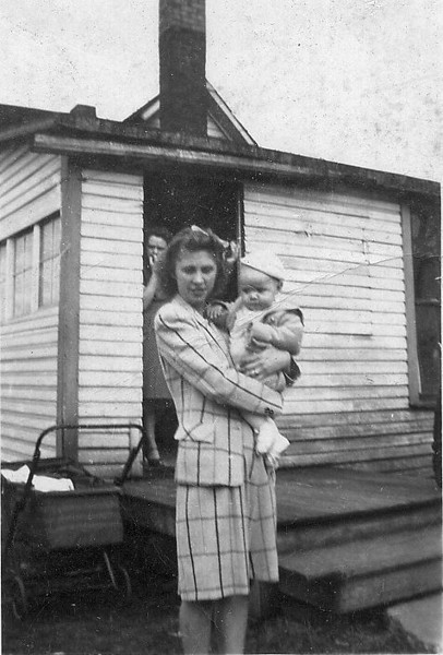 Aunt Sylvia and Bud