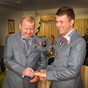 Mark & Thomas wedding