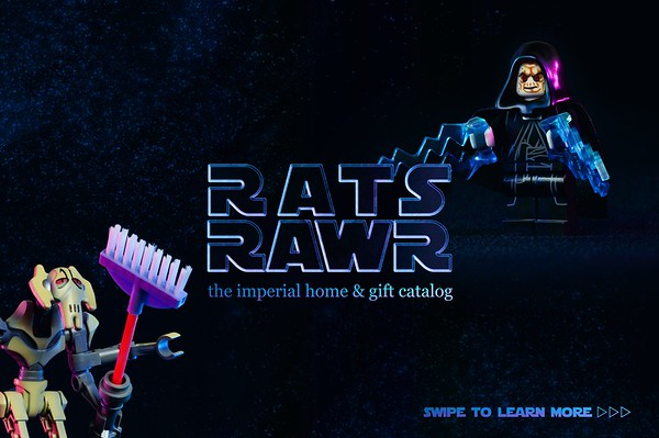 RATS RAWR: The Imperial Home and Gift Catalog