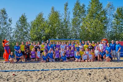 NK Beach handball Biddinghuizen