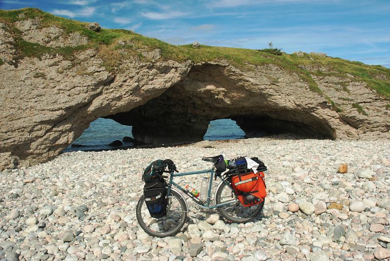 Parc provincial des Arches, Terre-Neuve