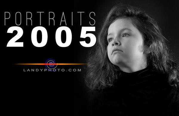 Portraits 2005