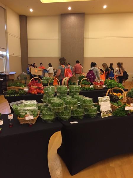Health Fair & Farmers Market 10/6/15