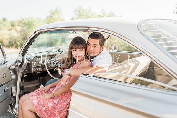 Cristina and Jose Engagement