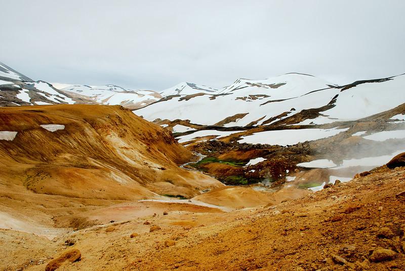 Í Nerði-Hveradölum.