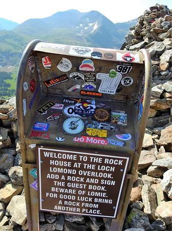 Loch Lomond & Kingston Peak Trail 2021