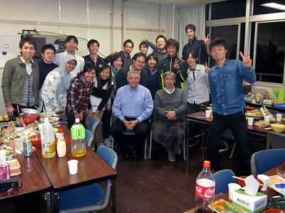 ICBiotech-Osaka University Visit