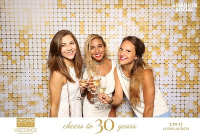 Chicago Style Weddings July Launch Party