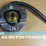 SKU: AE-MOTOR/TS5667-N2305, Optical Servo Motor Encoder TS:5667 N:2305 SN:A08814