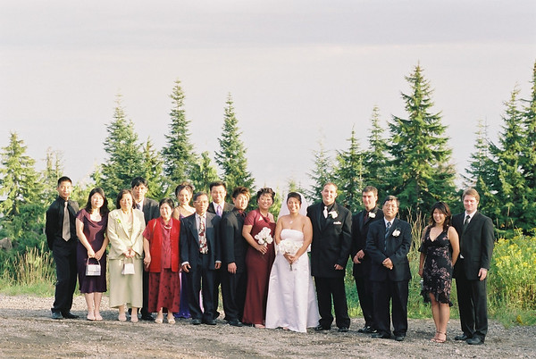 Rosa and Clay Wedding (Brian Noppe Colour)