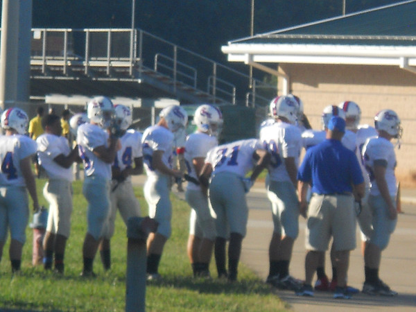 Prep Football vs. Goochland