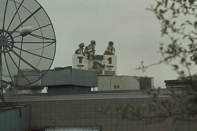 Londonderry Commons Plaza Fire