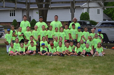 Summer youth sports teams