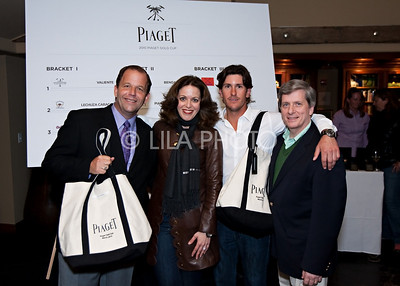 Piaget Gold Cup Calcutta Draw Party 2010