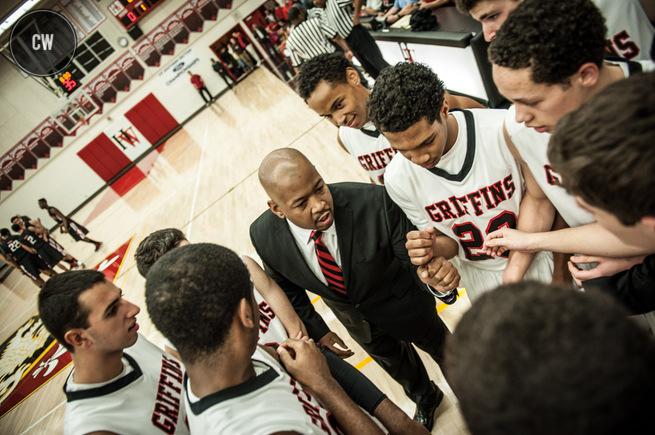 . Mike Hamilton, Buckley boys basketball coach is Los Angeles Daily News co-coach of the year.