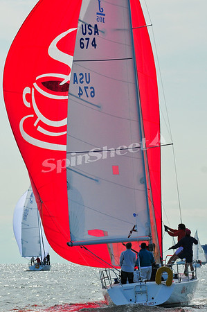 2012 AYC Fall Series Fleet 1