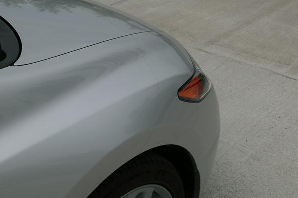 07 Honda Civic SI Coupe