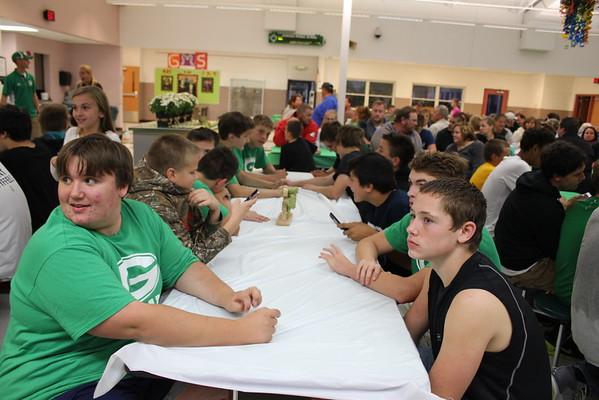 8 th Grd Banquet 10-14-15