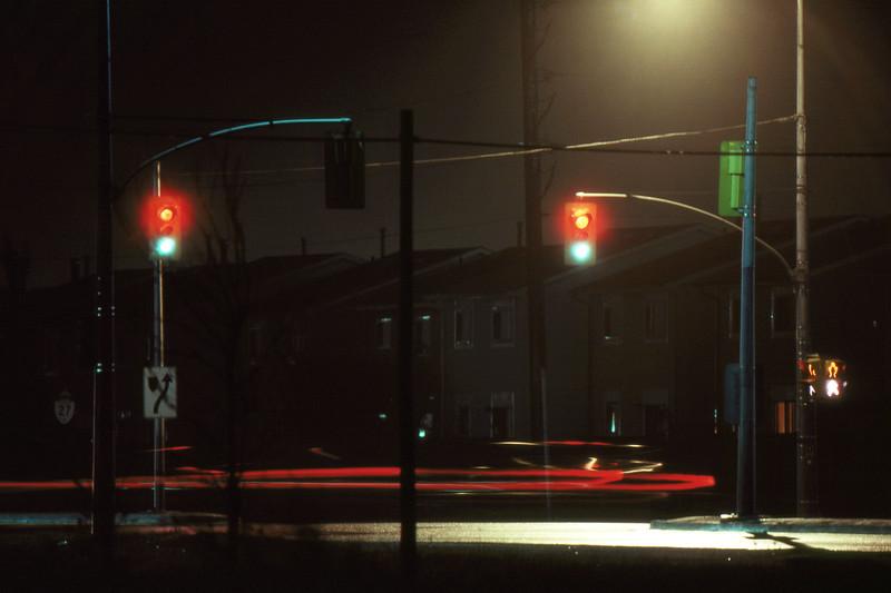 Suburbs - Somewhere North-East of Toronto, Ontario, Canada - 1987