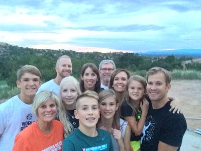Cousins Camp Santa Fe 2015