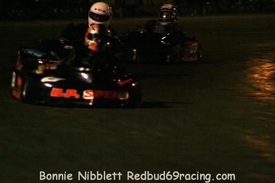 October 15, 2010 Redbud's Pit Shots U S 13 Kart Club Track Last Friday Night Race For The Season