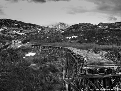 Skagway - Train to White Pass