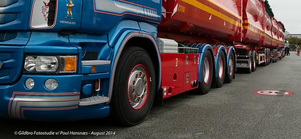 Ishøj Truck Show 2014