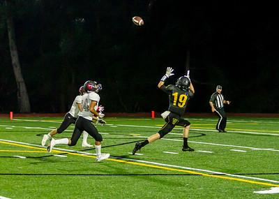 Best of Set five: Vashon Island High School Football v Coupeville 09/13/2019
