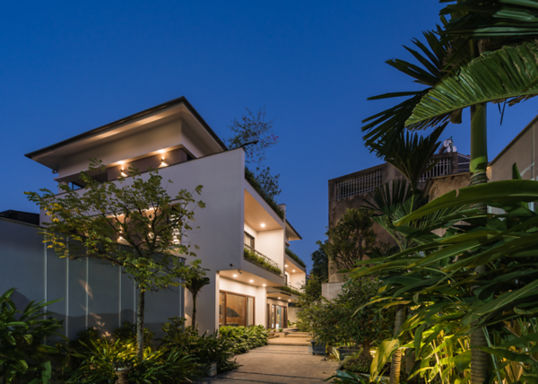 Biệt thự Thái Nguyên - STH Design