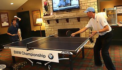2012 Rain Delay Ping-Pong Match