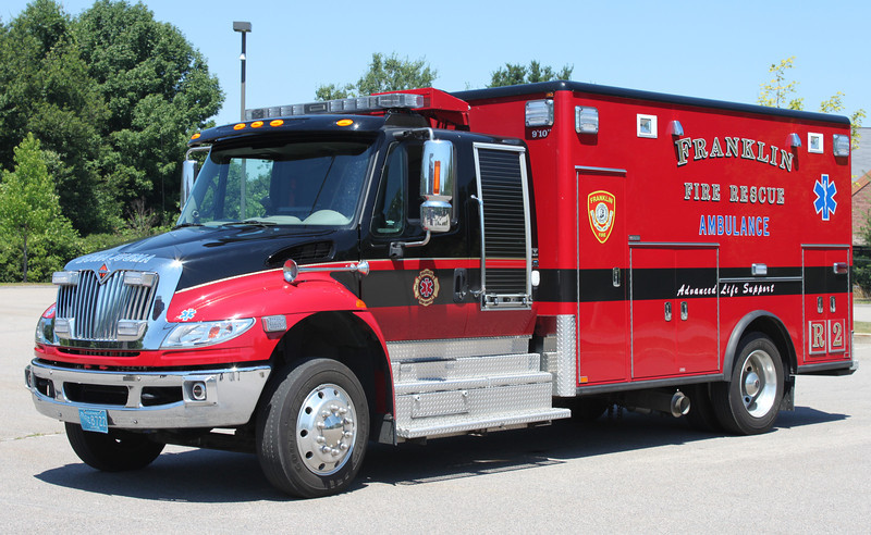 Rescue 2  2009 International/Horton